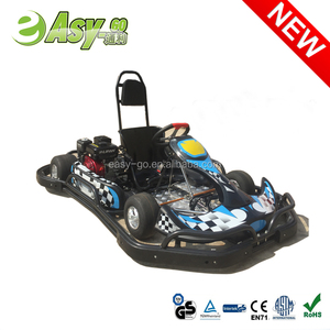 Hot selling 200cc/270cc 6.5HP/9HP go kart car prices with plastic safety bumper pass CE certificate