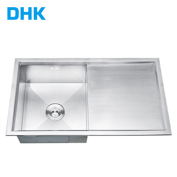 Portable Outdoor Single Bowl Kitchen Stainless Sink