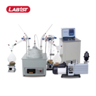 Laboratory Short Path Fractional Distillation Equipment With Vacuum Pump
