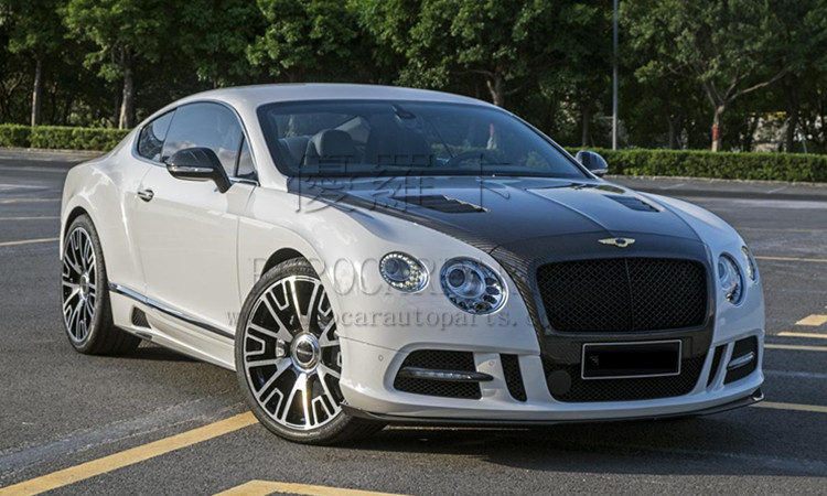 for Bentley body kits fit for Bentley GT V8 W12 to M style carbon fiber parts for GT V8