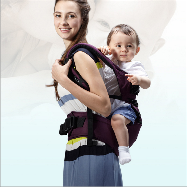 Hot Style adjustable baby carrier sling wrap comfortable baby waist stool hip seat