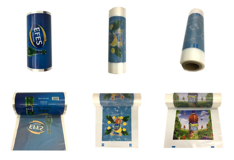ย่อยสลายได้ Shrinkable Out Packaging) หัวปั๊ม (Plastic pump) และหัวสเปรย์แบบชุบอลูมิเนียม (aluminium pump) พิมพ์หดฟิล์ม