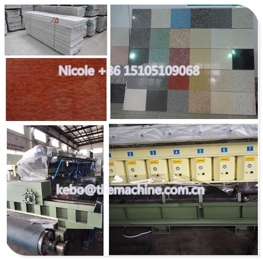 Kb125e automatic concrete floor tile making machine view floor kb125e automatic concrete floor tile making machine dailygadgetfo Image collections