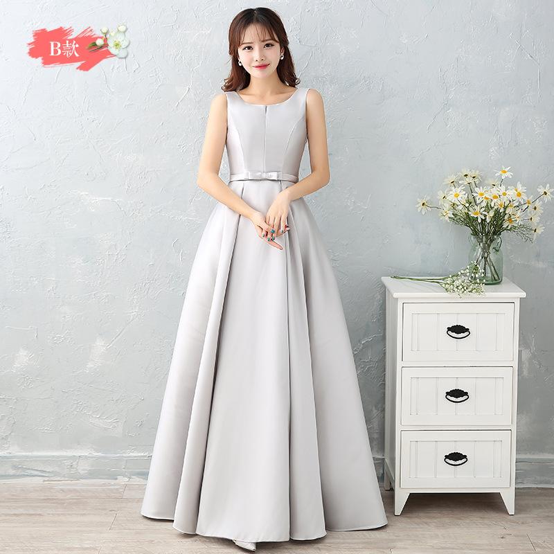 Venta Al Por Mayor Modelos De Vestidos Damas De Honor Compre