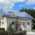 Home 5kw on grid solar panel power system with all equipment and convenient design