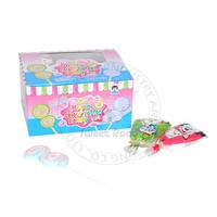 Halal Sweets Cartoon Colorful Cotton Candy