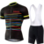 Quick Dry Men's Road Bicycle Clothes Short Sve Cycle Cycling Jersey Sets