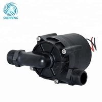 High Power Small Electric Vacuum DC Motor Water Pump For Heater