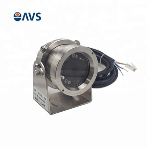 Factory Best Price Small IP68 DC 12V Explosion Proof Sony CCD CCTV Camera for Petrochemical