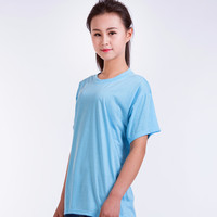 140gsm cheap fashion blank t-shirt with wholesale price