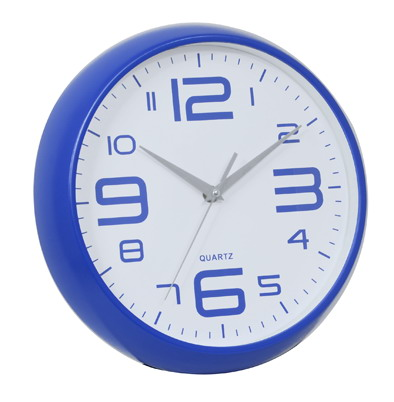 14 inches plastic wall clock music clock time clock
