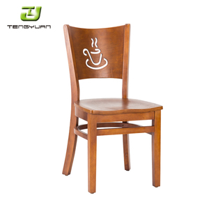 Living room dining wooden chair