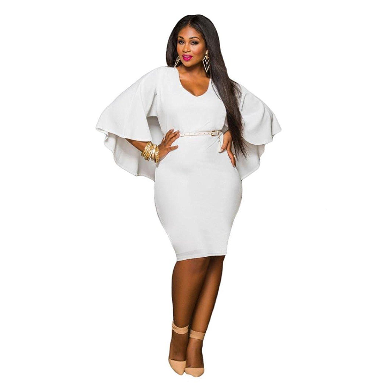 Cheap Plus Size Batwing Dress, find Plus Size Batwing Dress deals on ...