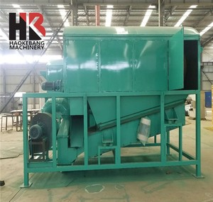 Double Layer Screen Soybean Lentils Chickpea Grain Paddy Rice Seed Cleaning Machine