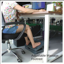 Ergonomic design & comfortable adjustable foot pedal for library