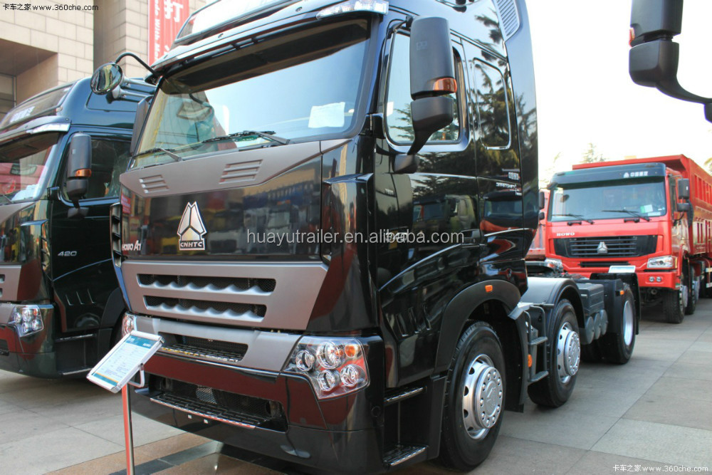 DONGFENG FOTON SHACMAN JMC FAW CAMC VOLVO IVECO SCANIA NORTH BENZ BEIBEN Sinotruk HOWO NEW AND USED Tractor Truck