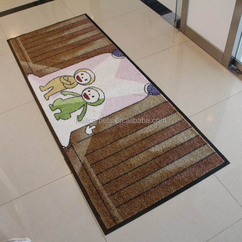 Chinese Style Cartoon Mat 102