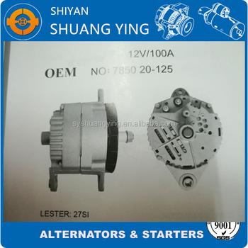 27si 12v 100a Gm Alternator For M1008,M1009,M1028 1105500 7847 10459234 M Wiring Diagram Alternator on
