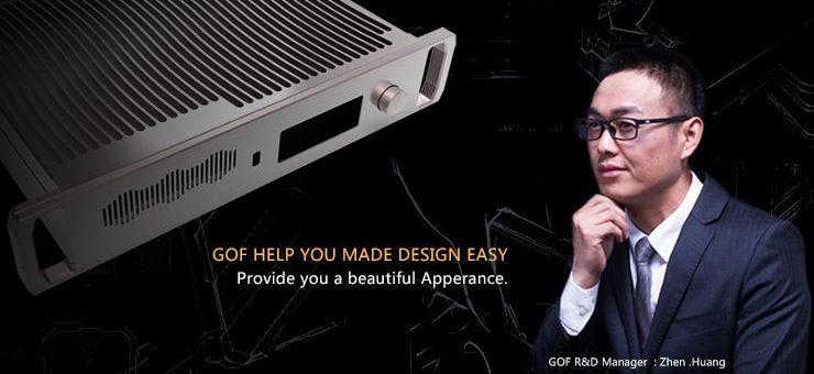 Venta caliente pcb interruptor de potencia carcasa nueva llegada diy caja electrónica de carcasa de aluminio caja de proyecto