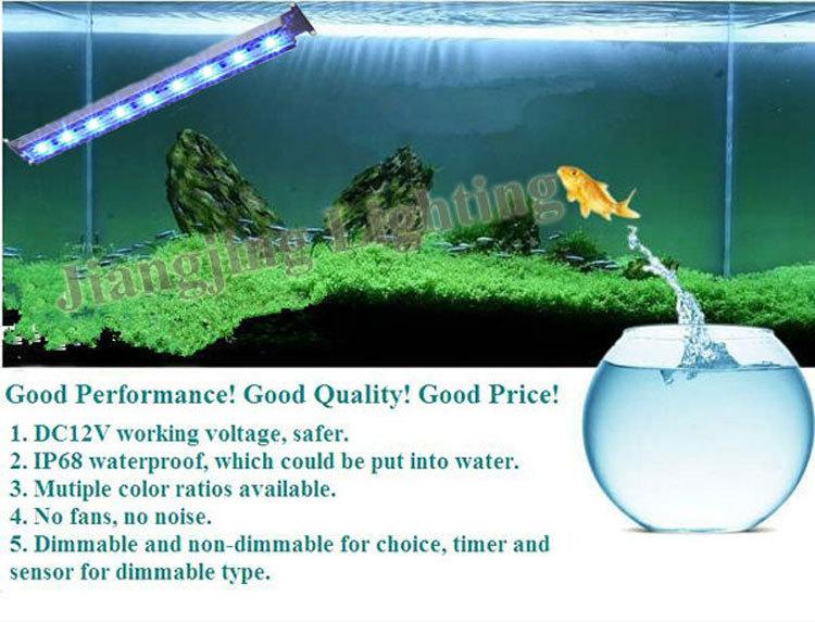 warm te koop waterdichte ip68 120 cm mariene aquarium led verlichting groot brittanni met ce