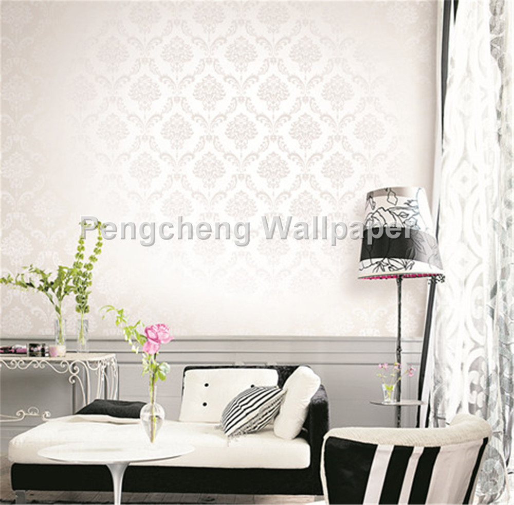 domask flower design wallpaper for bedroom hotel wall decor wall