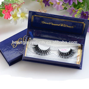 mink lashes and custom package/ 100% real mink false eyelash strip/ thick mink lashes