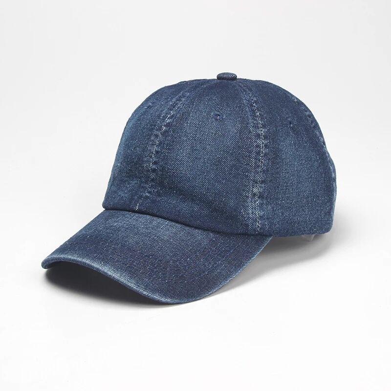 China Washed Denim Hat b6391a9498da
