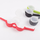 Pour Food Clips Bag Sealing Clips with Discharge Nozzle Kitchen Snack Tool