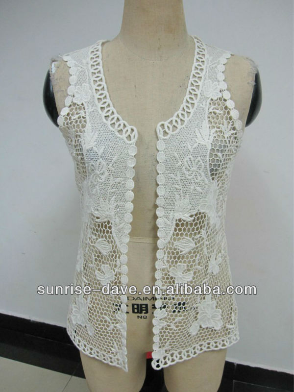 Ladies Sleeveless Summer Crochet Vest Pattern Buy Ladies Vest