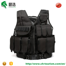Tactical Mesh Wear-resistant Army Combat Vest Military Molle Paintball Vest