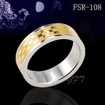 Fashion Stainless Steel 1 Gram Gold Ring Price In Dubai Buy 1