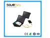 Solar mobile solar charger cover waterproof