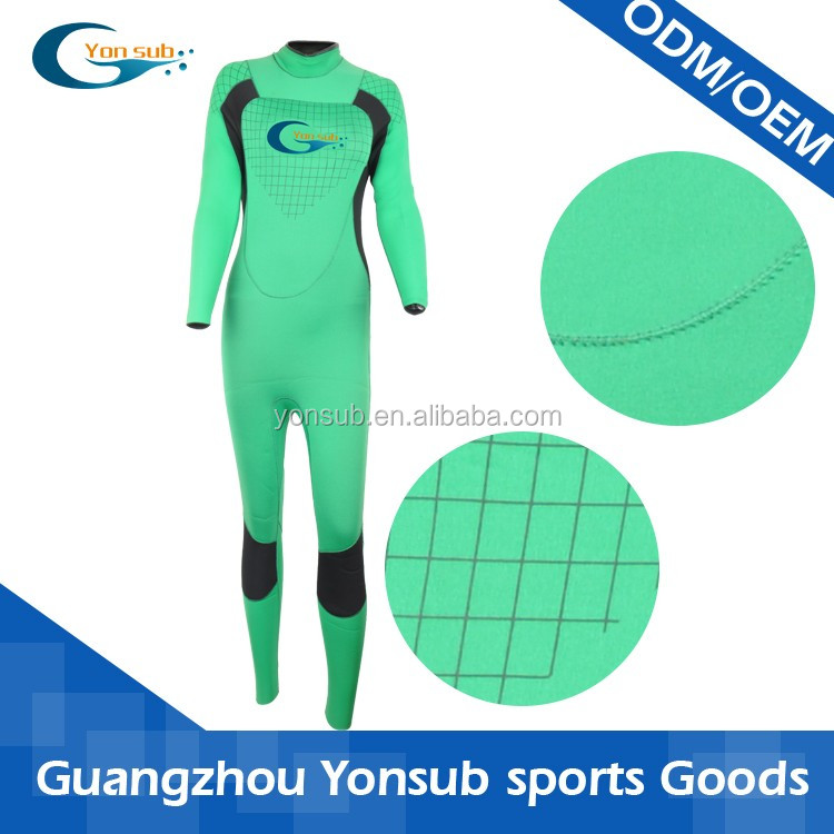 2mm neoprene wetsuit, spring suit for diving and triathlon