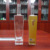 High Quality 1000ml Clear Glass Bottle Wholesale Clear Glass 1000 ML Vodka Bottle