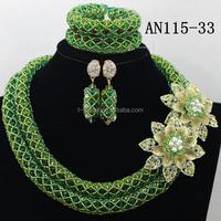 Unique Design High Quality Fashion Fashion jewelry set Wholesale costume jewelry