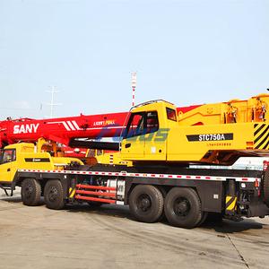 Price Of Sany heavy mobile crane with telescopic boom STC750S