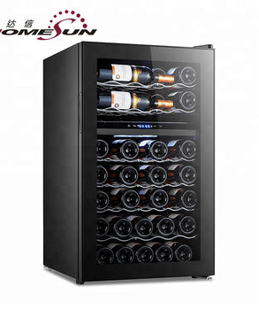38 bottles 128l wine cooler, peltier wine bottle wine cooler