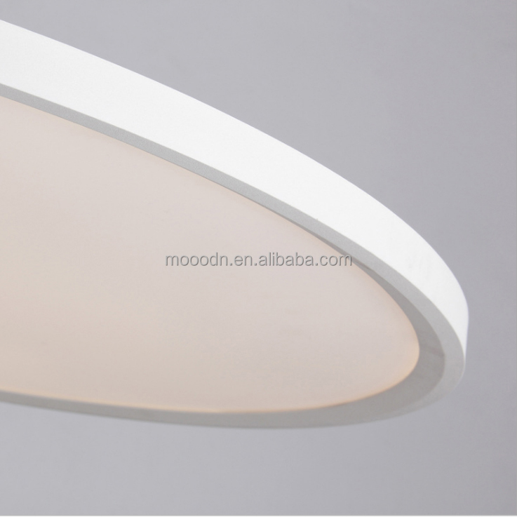 Modern Round Aluminum 40cm 39W recessed LED <strong>downlight</strong> for hoursing or outdoor