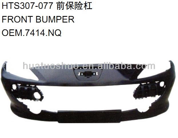 front bumper for peugeot 307 t63 oem:7414.nq - buy peugeot front