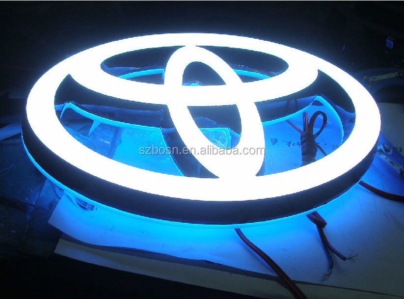 Customized Acrylic LED Letter Sign Acrylic LED Channel Letter