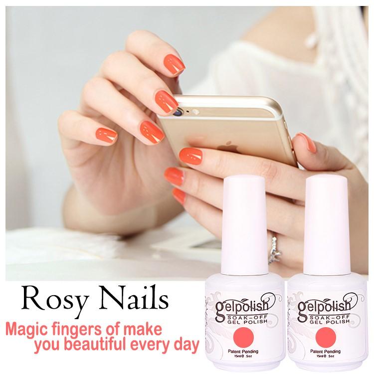 Famous Brands Waterproof Nail Gel Polish From Guangzhou - Buy Nail ...