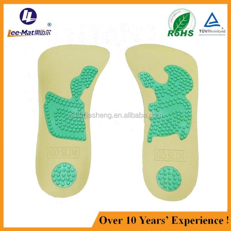 Masaje de pies para bajar de peso