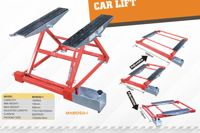 Hot sale car mini lift buy car mini lift vehicle lift for Equipement complet garage auto