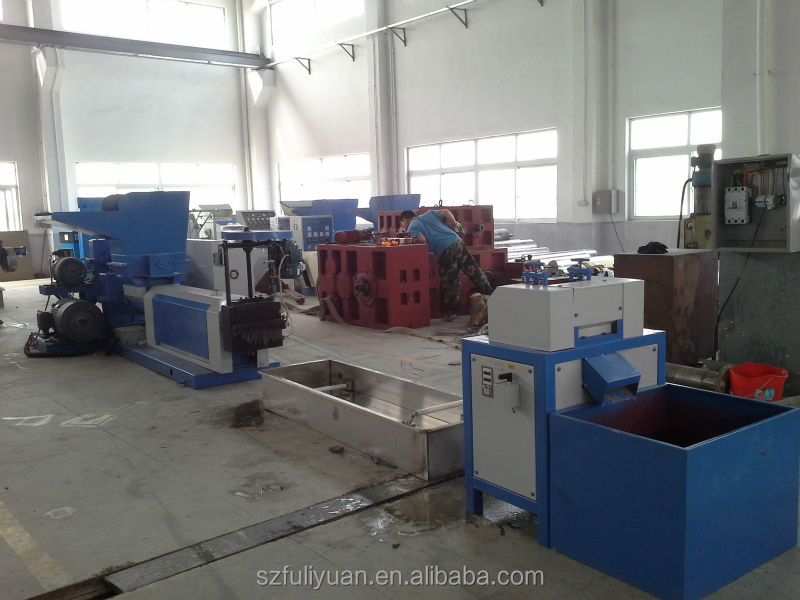 The best selling Epe foam Block recycling machine/Epe foam recycling machine/Epe recycling machine