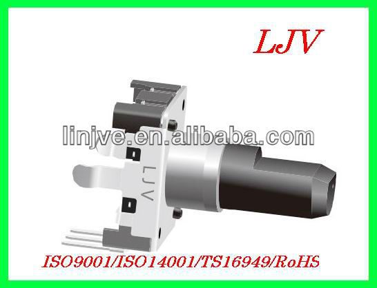 insulated shaft PCB linear encoder