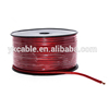 car audio system transparent power cable