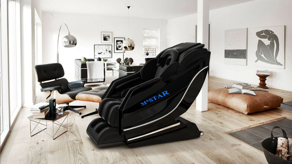 Morningstar Massage Chair Rocking Gaming Chair With