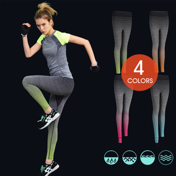 Wholesale yoga pants leggings colorfull yoga pants womens