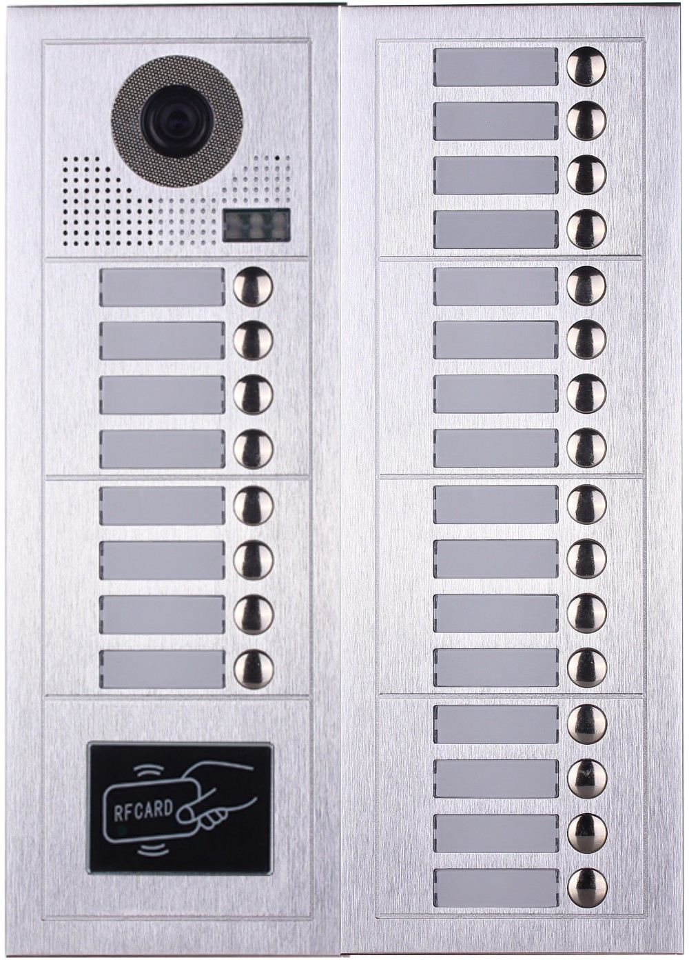 Multi Apartment Building Video Intercom System Direct