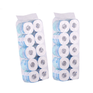 Wholesale 3 ply layer printed core bathroom tissue/toilet paper/toilet tissue roll